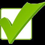 tick icon green