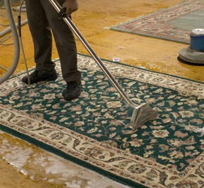 commerical rug cleaning