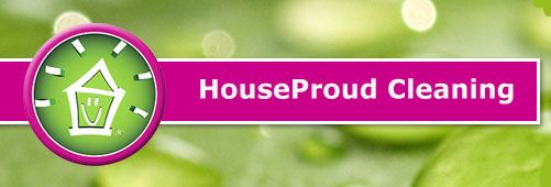 house proud cleaning